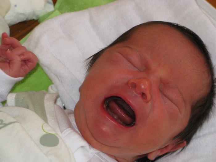Conocer las causas del llanto