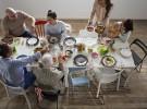 Cenar en familia es mucho más sano, según IKEA