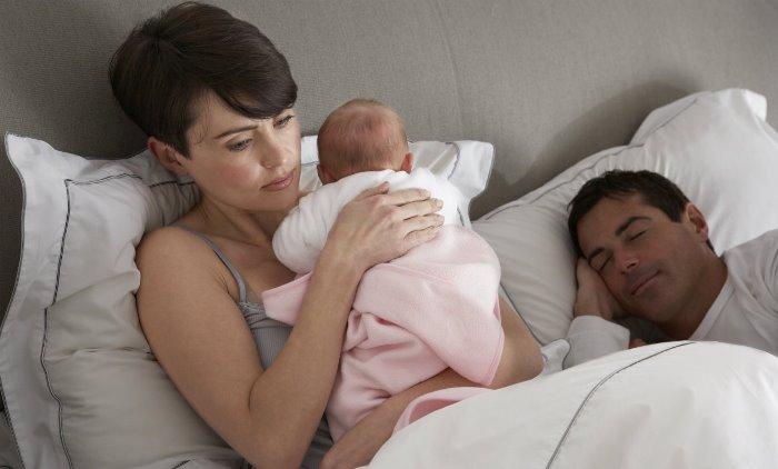 consejos para el sueño cambiado del bebé