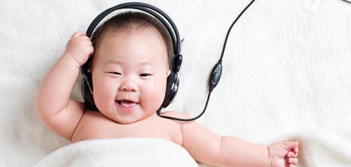 canción diseñada bebés
