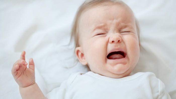 llanto bebé y lengua materna