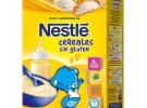 Las papillas Nestlé, ideales para su primer contacto con los cereales