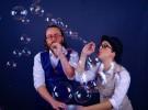 Teatro para bebés: Burbuja