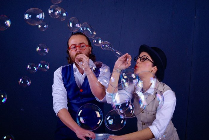 teatro: burbuja