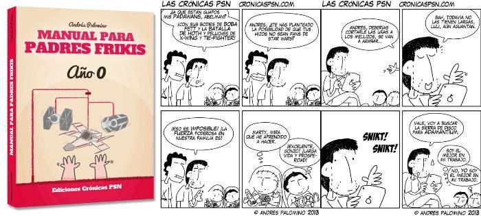 Manual para padres frikis año 0