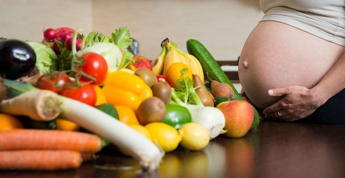 alimentacion en la embarazada