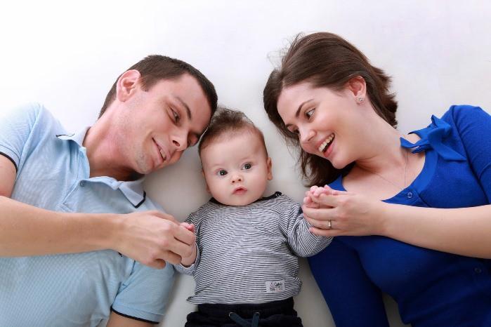 familias para acoger a bebés