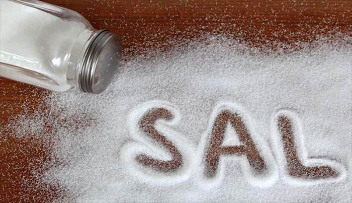 la sal y la alimentacion infantl