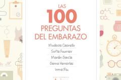 """Un libro que responde """"Las 100 preguntas del embarazo"""""""