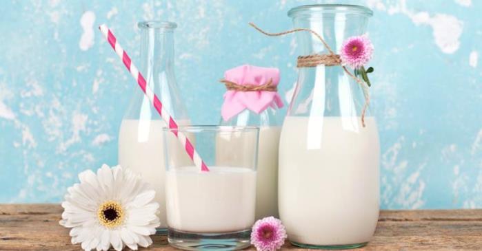 leches para los niños