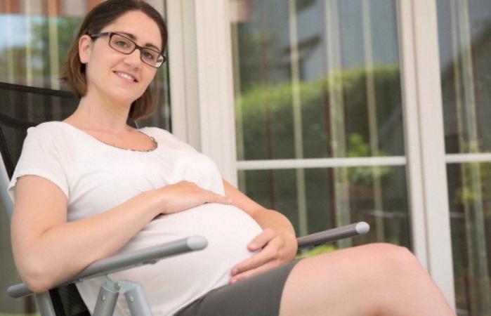 embarazo y visión