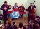 Música para Viajar, nuevo concierto infantil de Crescendo Sempre
