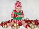 Nombres de niño relacionados con la Navidad