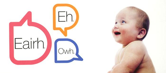 Bebé hablando