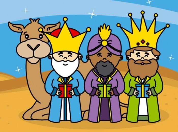 poema reyes magos