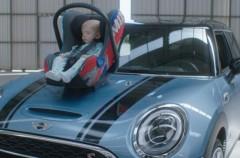 Nanas Mini, para dormir al bebé con el motor de un coche