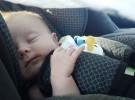 Llega Cabify Baby, para viajar por Madrid con niños
