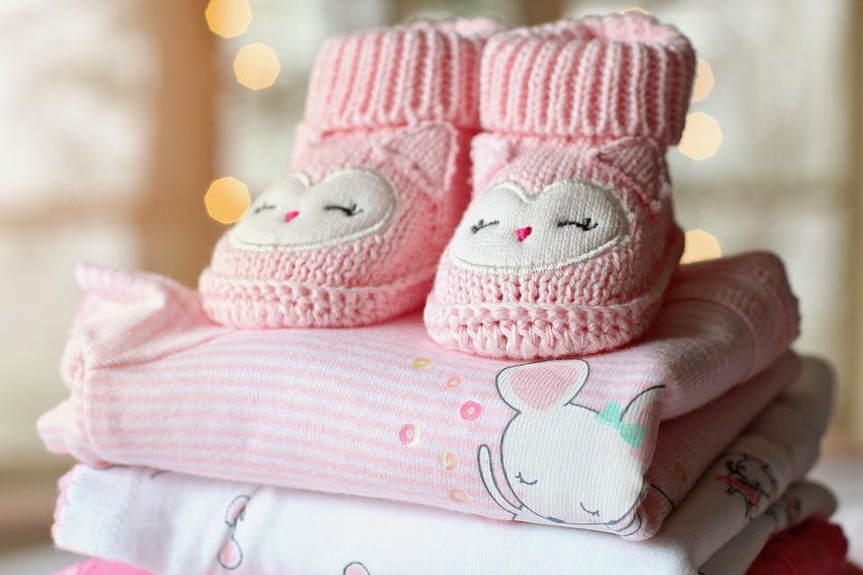 La ropa de los bebés