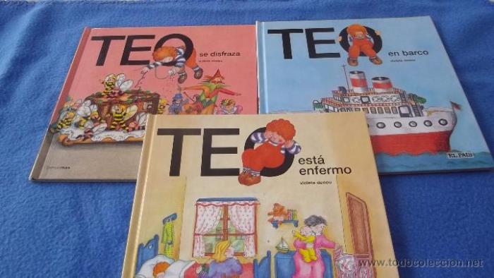 Libros de Teo