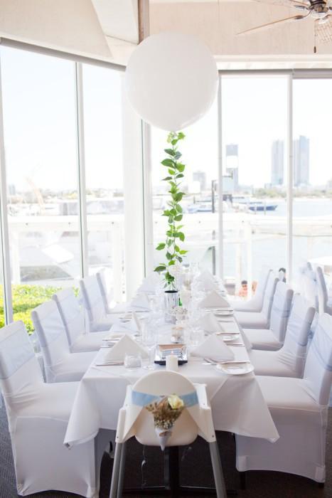 Como decorar el banquete