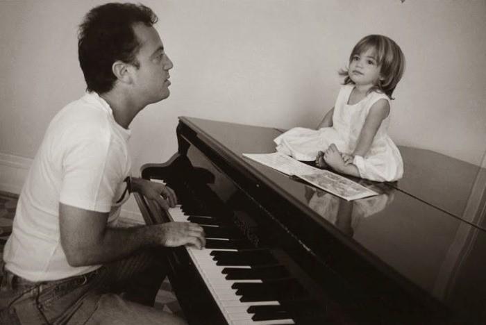 Billy Joel y Alexa Ray