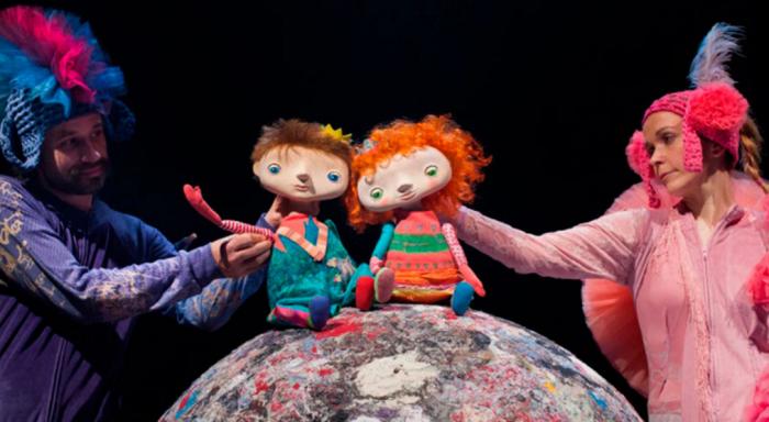 Teatralia 2017 para bebés