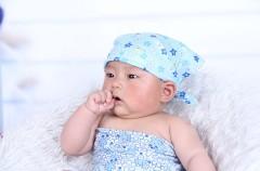 El sarpullido en nuestros bebés