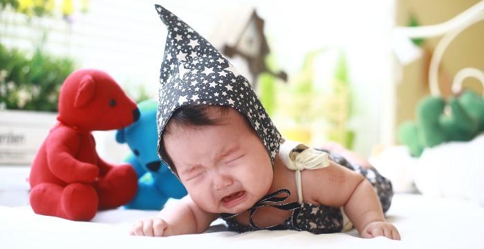 estudio llanto bebes