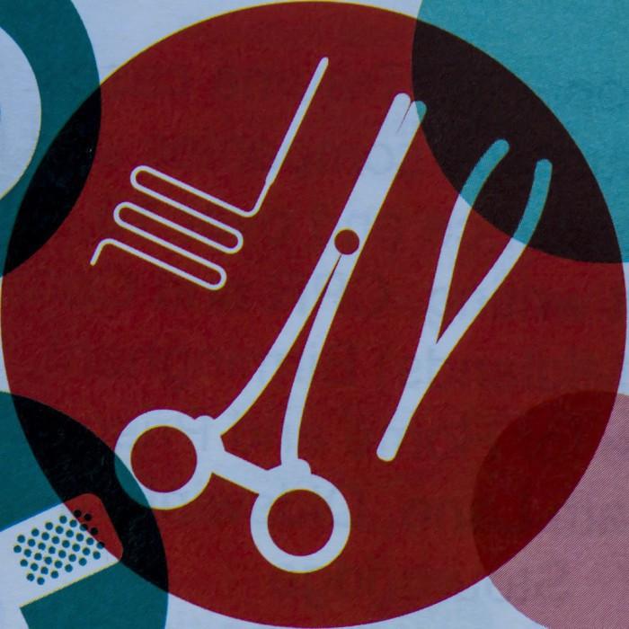 Diferentes herramientas que se usan en los partos
