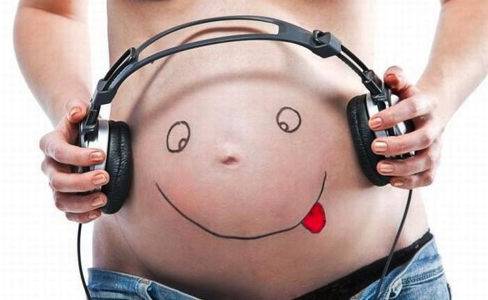 musica en el vientre materno