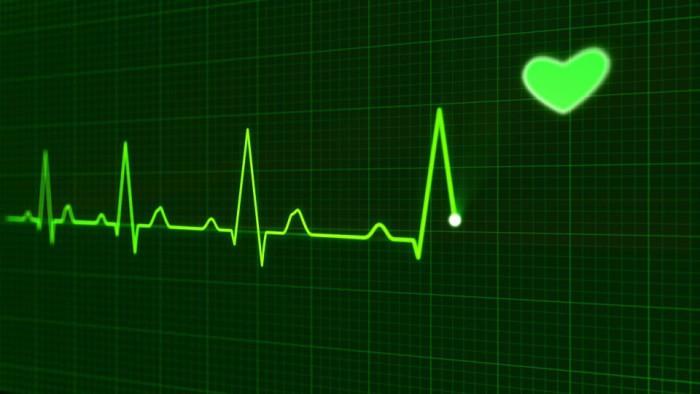 Cambios en los latidos del corazón