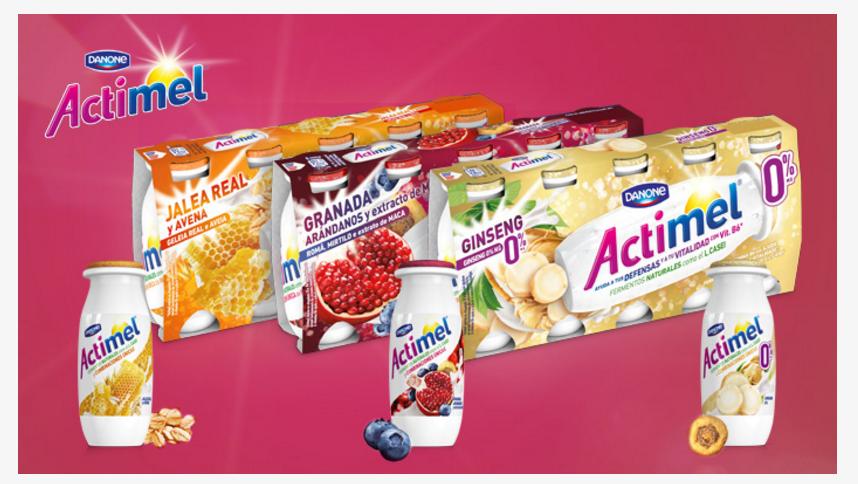 Actimel nuevos sabores (3)