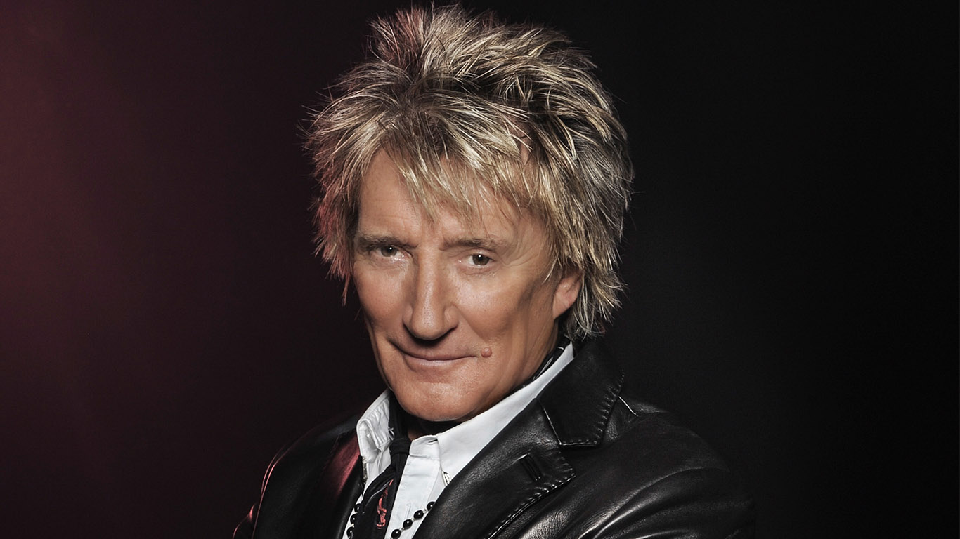 Rod Stewart Forever Young