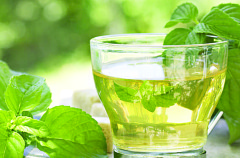 Té verde para bebés con Síndrome de Alcoholismo Fetal