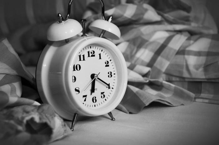 Descansar unos minutos ayudará a recuperar energías