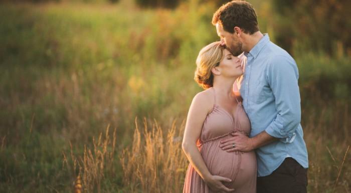 pareja y embarazo
