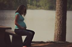 Los golpes de calor y el embarazo