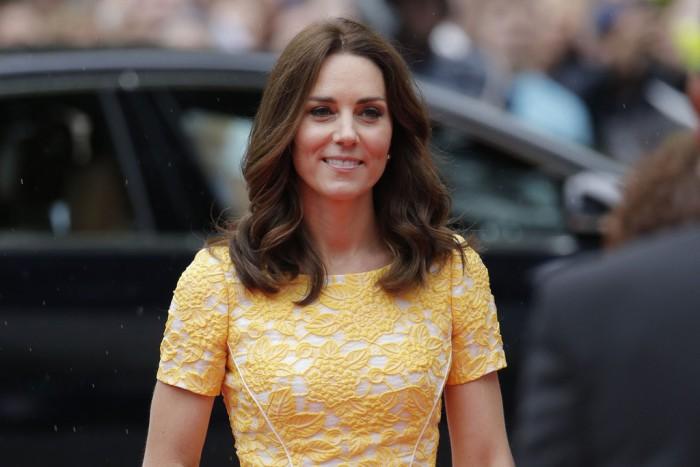 Kate Middleton tercer embarazo