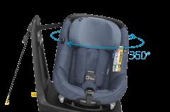 AxissFix Air, primera silla de auto del mundo con airbags integrados