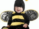 Halloween para bebés: Disfraces de animales