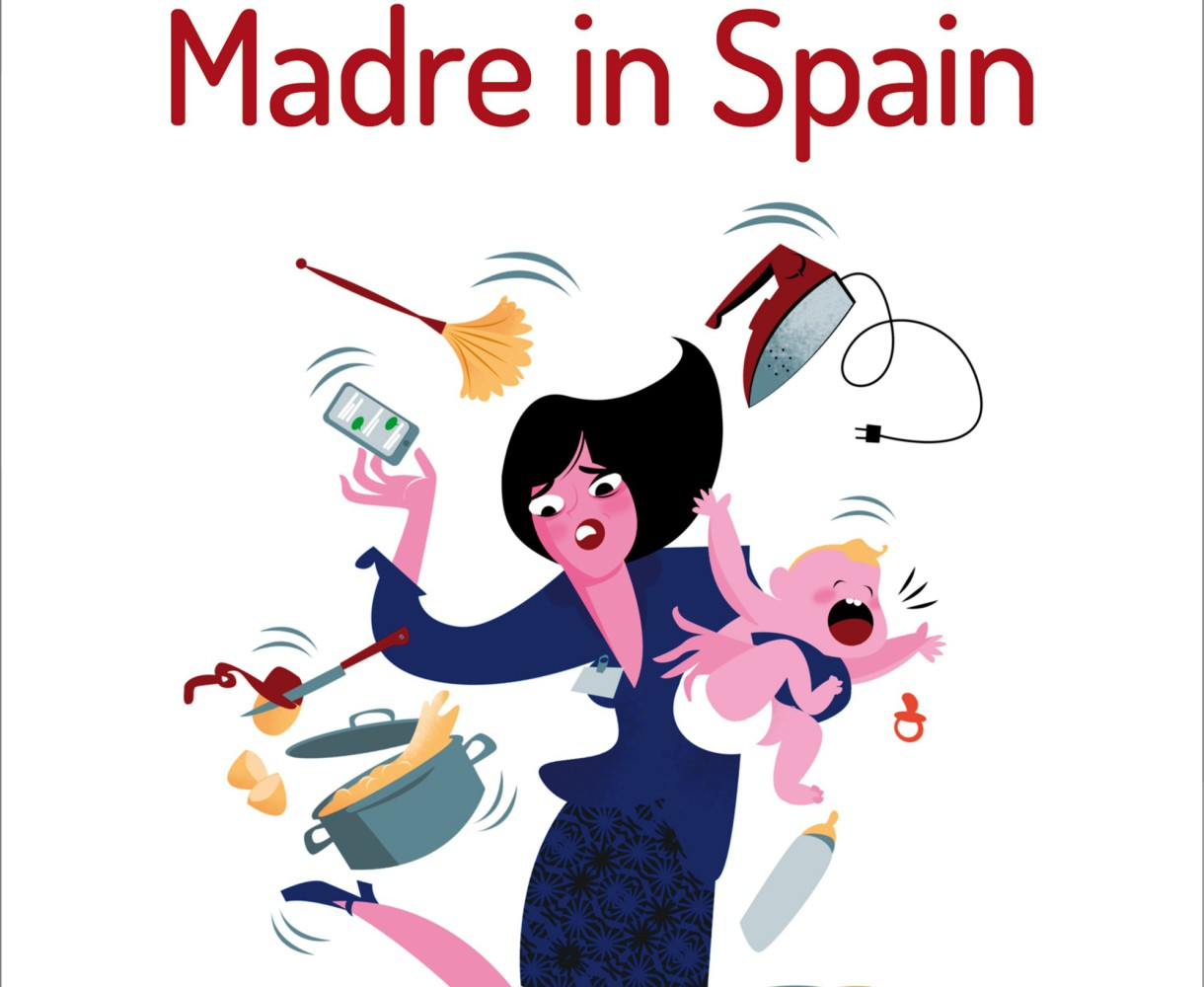 Libro: Madre in Spain