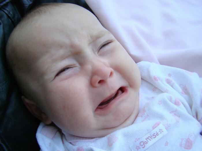 los miedos del bebé