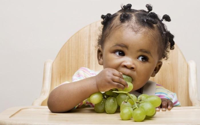 Consejos para introducir alimentos nuevos en los niños