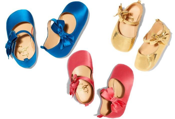 Loubibaby, una colección de lujo en calzado para bebés