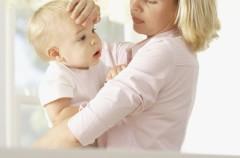 Gripe más grave para el bebé que tiene hermanos mayores