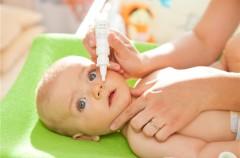 El suero fisiológico para bebés