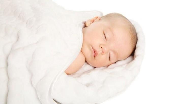 Mantas polares y bebés