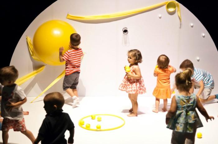 Solete teatro para bebés
