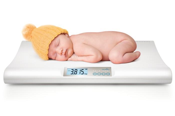 peso y bebé prematuro