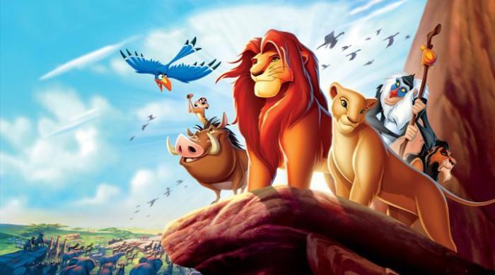 el rey leon pelicula